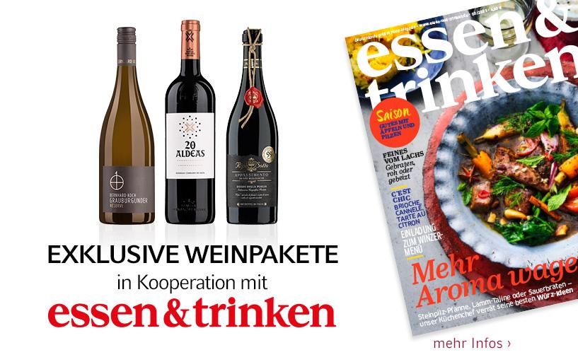Exklusive Weinpakete