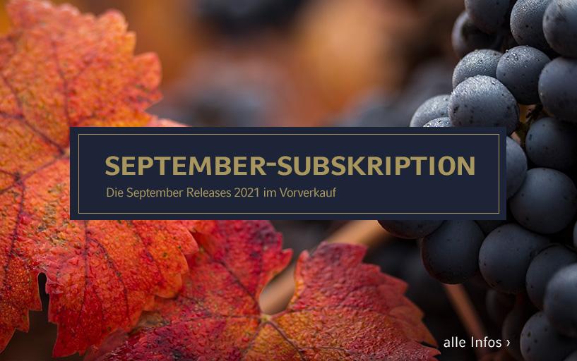 September Subskription