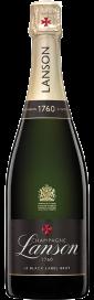 Champagne Brut Black Label Lanson 750.00