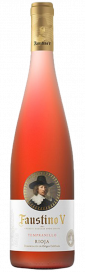 2019 Faustino V Rosado Rioja DOCa Bodegas Faustino 750.00