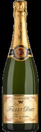 Champagne Brut Cuvée de Réserve Fallet Dart 750.00