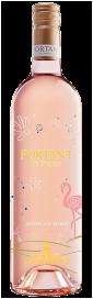 2020 Merlot Rosé Serigrafiert Pays d'Oc IGP Fortrant de France 750.00