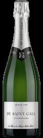 Champagne Extra Brut Grand Cru Blanc de Blancs De Saint-Gall 750.00