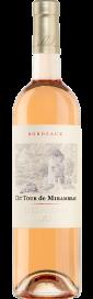 2020 Château Tour de Mirambeau Rosé Cuvée Basaline Bordeaux AOP 750.00