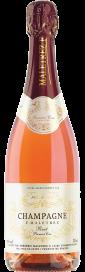 Champagne Rosé Réserve Brut Sélection Mövenpick Frédéric Malétrez 750.00