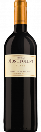2018 Château Montfollet Blaye Côtes de Bordeaux AOC 750.00