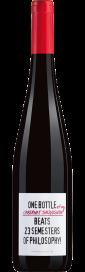2017 Cabernet Sauvignon Pfalz trocken One bottle... beats 23 semesters of philosophy Weingut Emil Bauer & Söhne 750.00