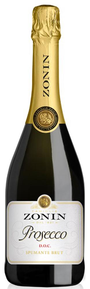 Prosecco DOC Spumante Brut Casa vinicola Zonin 750.00