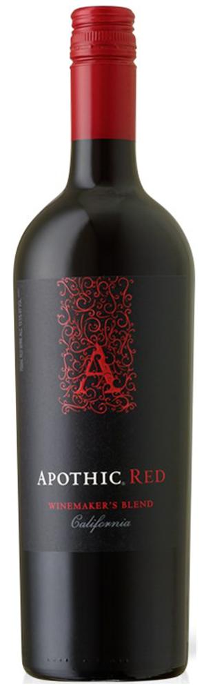 2019 Apothic Red California Apotic Wines 750.00