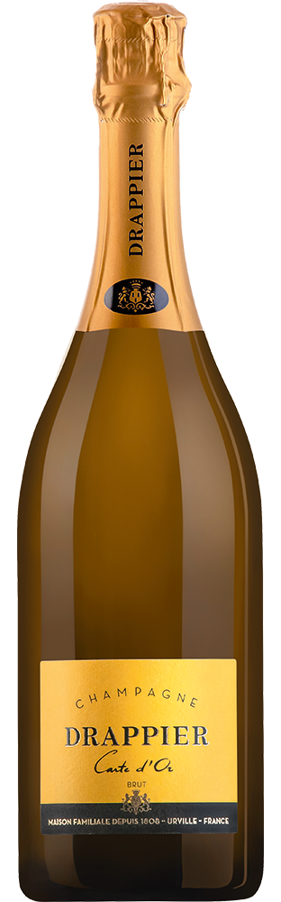 Champagne Brut Carte d'Or Drappier 750.00