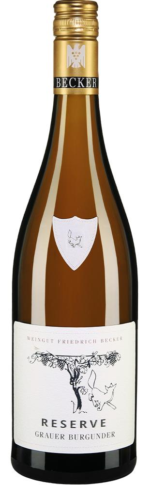 2016 Grauer Burgunder Reserve Weingut Friedrich Becker 750.00