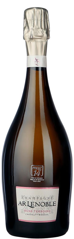 Champagne Rosé Terroirs Bisseuil Premier Cru Brut AR Lenoble 750.00