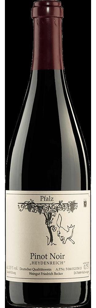 2015 Pinot Noir trocken Heydenreich Weingut Friedrich Becker 750.00