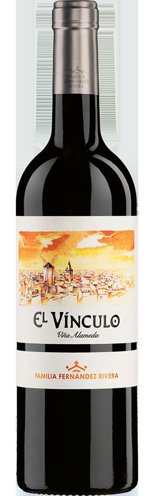 2017 El Vínculo Viña Alameda La Mancha DO Familia Fernández Rivera Grupo Pesquera 750.00