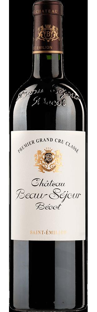 2017 Château Beau-Séjour Bécot 1er Grand Cru Classé B St-Emilion AOC 750.00