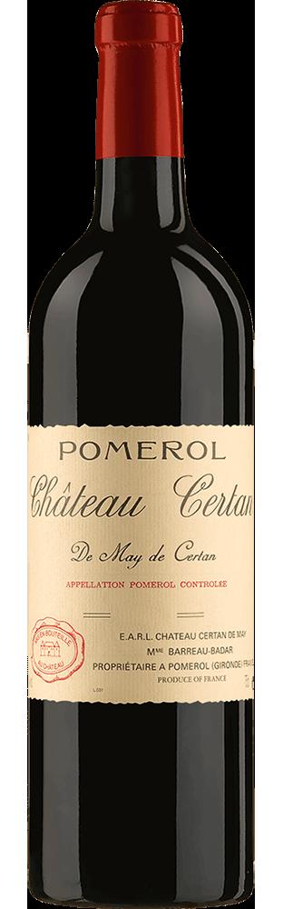 2014 Château Certan de May de Certan Pomerol AOC 750.00