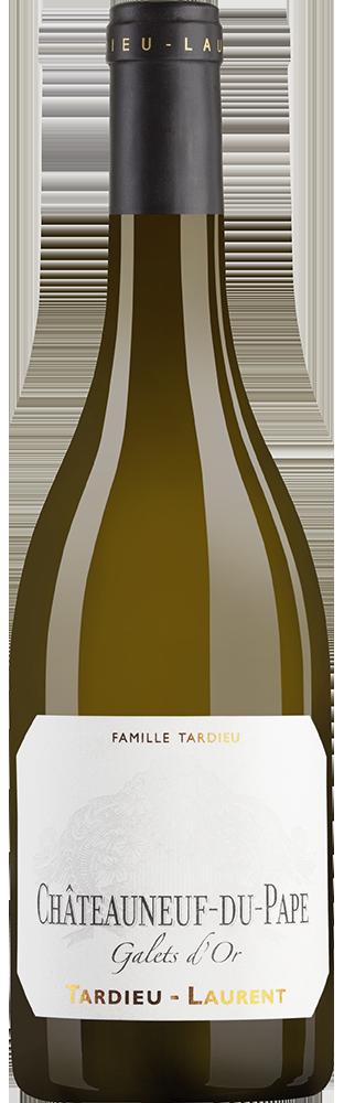 2020 Châteauneuf-du-Pape AOP Blanc Cuvée Galets d'Or Tardieu-Laurent 750.00