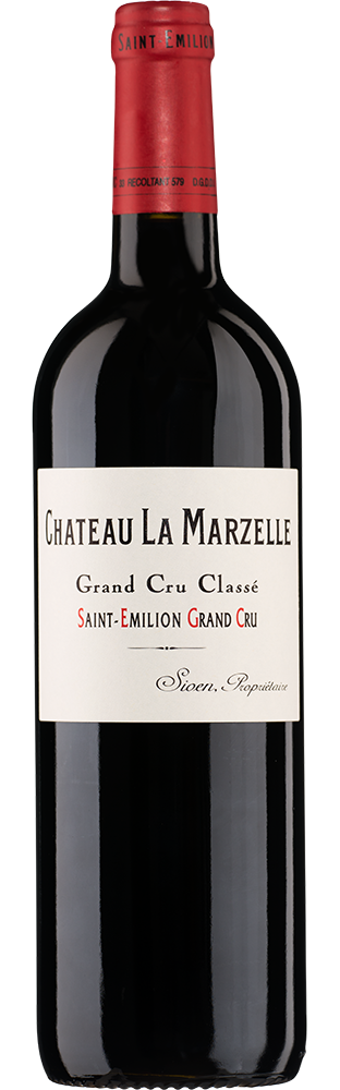 2016 Château La Marzelle St-Emilion AOC Grand Cru Classé 750.00