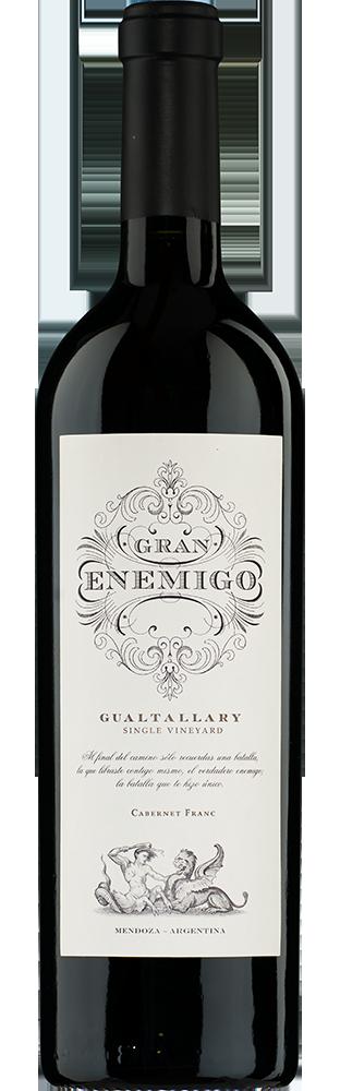 2016 Cabernet Franc Gran Enemigo Gualtallary Single Vineyard - Mendoza Adrianna Catena & Alejandro Vigil Puerto Ancona 750.00