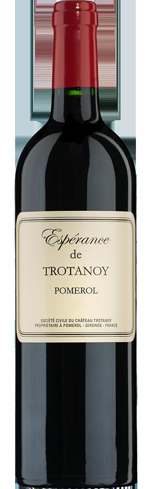 2017 Espérance de Trotanoy Pomerol AOC Second vin du Château Trotanoy 750.00