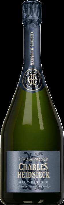 Champagne Brut Réserve Charles Heidsieck 750.00