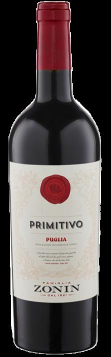 2019 Primitivo Seal Collection Puglia IGT Casa vinicola Zonin 750.00