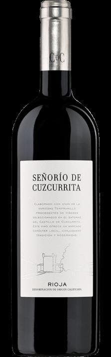 2015 Señorío de Cuzcurrita Rioja DOCa Castillo de Cuzcurrita 750.00
