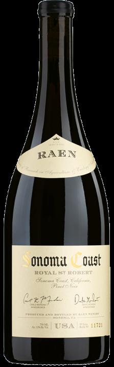 2016 Pinot Noir Royal St. Robert Sonoma Coast Carlo & Dante Mondavi RAEN Winery 750.00