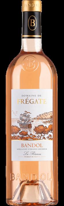 2019 La Réserve Rosé Bandol AOC Domaine de Frégate Domaines Notre-Dame-de-Port-d'Alon 750.00