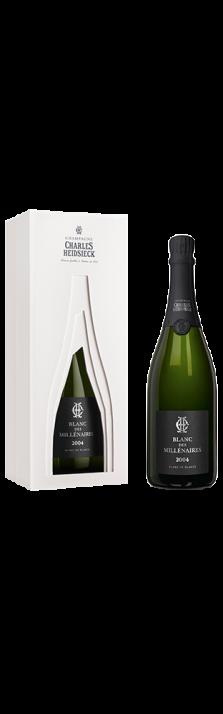 2004 Champagne Blanc des Millénaires Blanc de Blancs Charles Heidsieck 750.00