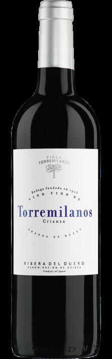 2014 Torremilanos Crianza Ribera del Duero DO Bio Finca Torremilanos Bodegas Peñalba Lopez (Bio) 1500.00