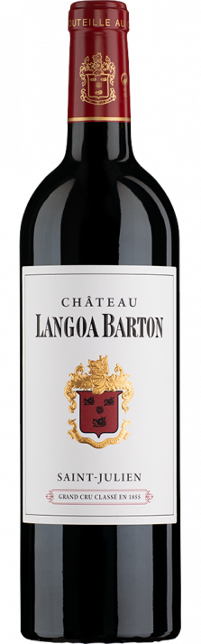 2014 Château Langoa Barton 3e Cru Classé St-Julien AOC 750.00