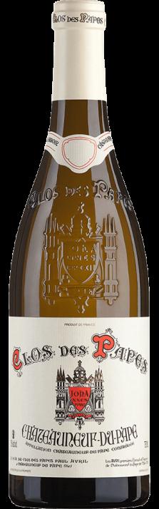2019 Châteauneuf-du-Pape AOC Blanc Clos des Papes 750.00