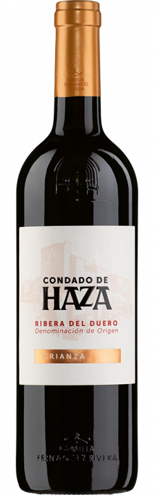 2018 Condado de Haza Ribera del Duero DO Familia Fernández Rivera Grupo Pesquera 750.00