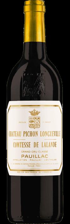2012 Château Pichon Longueville Comtesse de Lalande 2e Cru Classé Pauillac AOC 750.00