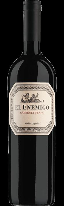 2016 Cabernet Franc El Enemigo Mendoza Adrianna Catena & Alejandro Vigil Puerto Ancona 750.00