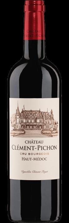 2016 Château Clément-Pichon Cru Bourgeois Haut-Médoc AOC 1500.00
