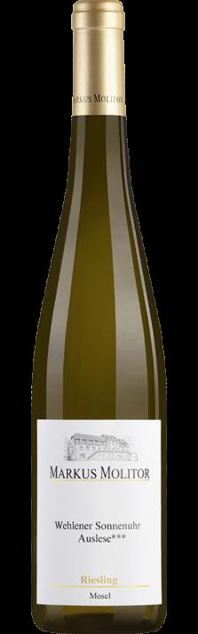 2017 Riesling Auslese*** Goldkapsel Wehlener Sonnenuhr Weingut Markus Molitor 750.00