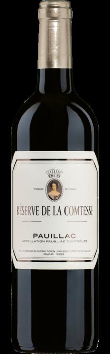 2010 La Réserve de la Comtesse Pauillac AOC Second vin du Château Pichon Longueville Comtesse de Lalande 750.00