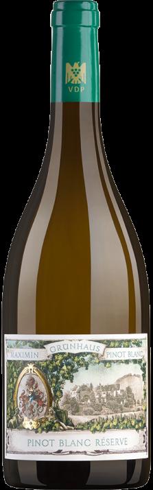 2018 Pinot Blanc Reserve trocken Maximin Grünhaus Weingut der Familie von Schubert 750.00