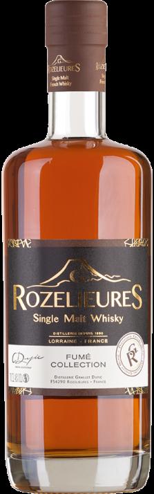 Whisky Rozelieures Fumé Collection Single Lorraine Malt 700.00
