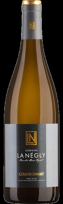 2018 Chardonnay Pays d'Oc IGP Domaine la Négly 750.00