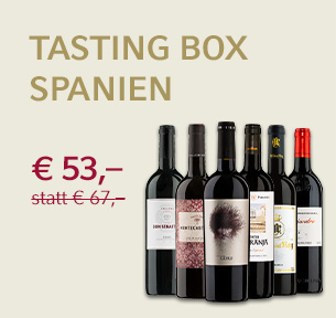 Tastingbox Spanien