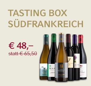 Tastingbox Südfrankreich