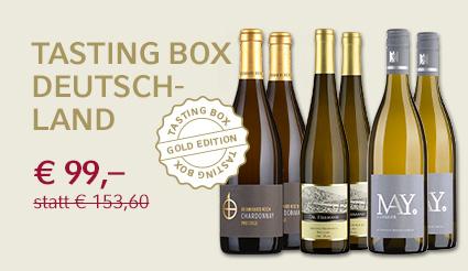 Tasting Box Gold Deutschland