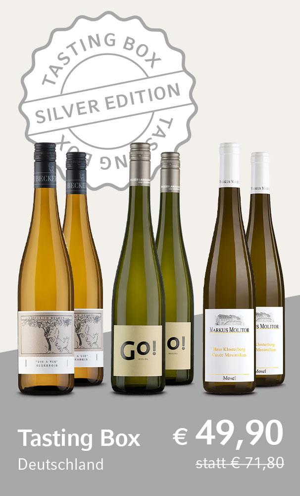 Tasting Box Silver Deutschland