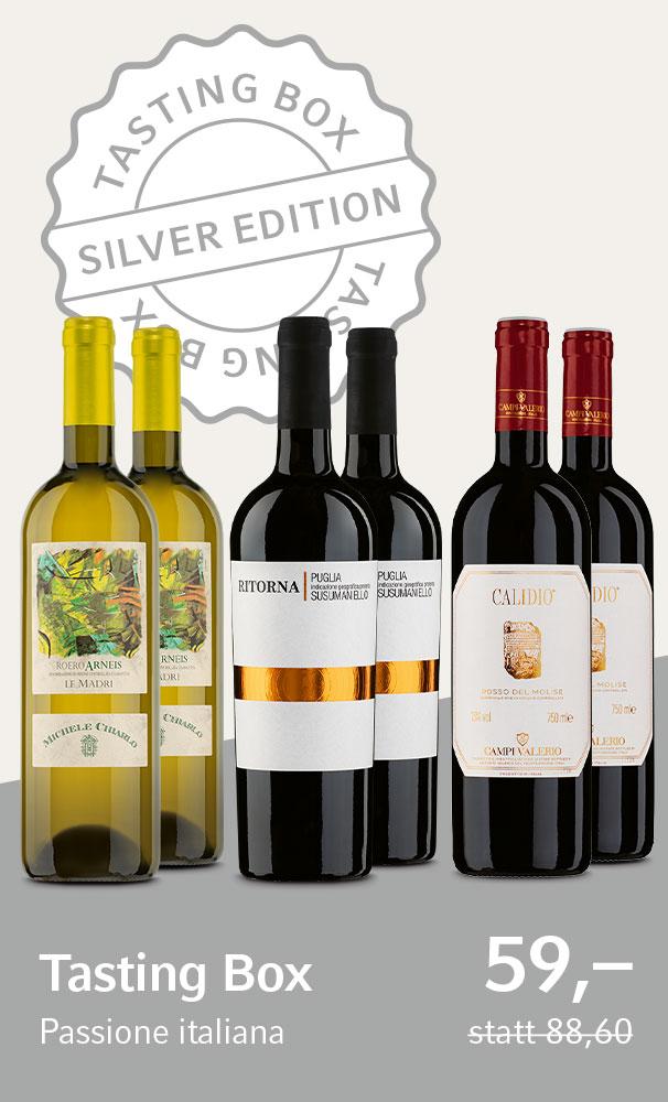 Tasting Box Silver Passione Italiana