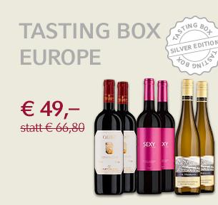 Tasting Box Silver Europe