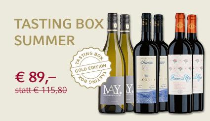 Tasting Box Gold Summer