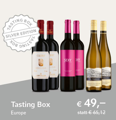 Tasting Box Europe - Silver Edition
